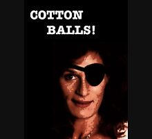 Nadine Hurley Cotton Balls Mens V-Neck T-Shirt