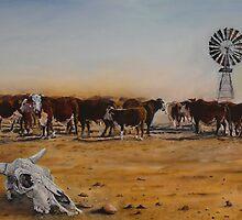 """Poor Yorick""  by Wayne Dowsent"