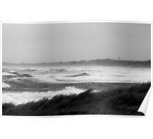 denmark waves Poster