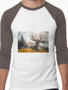 Whomping Willow :) Men's Baseball ¾ T-Shirt
