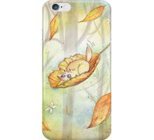 Leaf Surfing iPhone Case/Skin