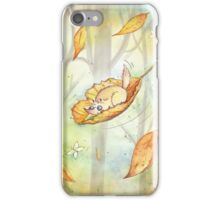 Leaf Surfing iPhone Case/Skin