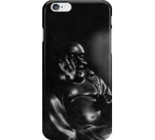 The laughing Buddha - iPhone case iPhone Case/Skin