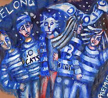 Geelong Premiers 2011 by Penny Hetherington