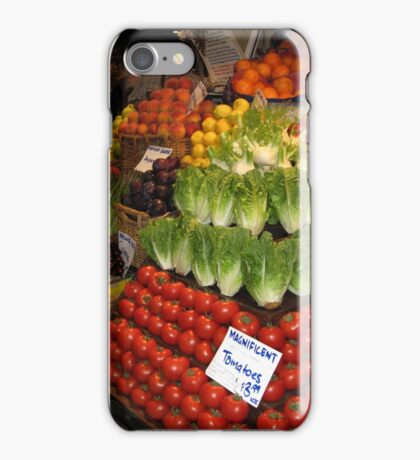 The Art of Food iPhone Case/Skin