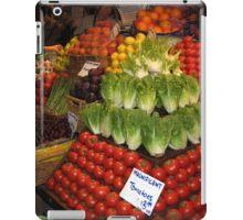 The Art of Food iPad Case/Skin