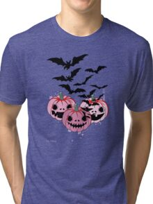 Halloween Tri-blend T-Shirt