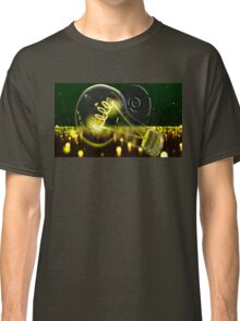 Pokemon Pikachu Lightbulb  Classic T-Shirt