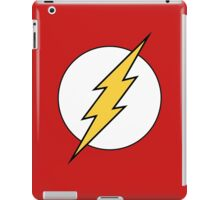 Flash Logo iPad Case/Skin
