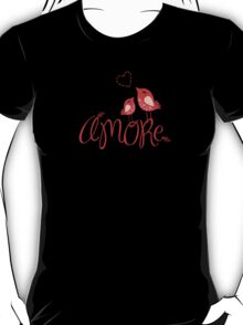 AMORE T-Shirt (on a dark background) T-Shirt
