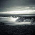 Montfort's Beach  by Christine  Wilson Photography