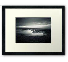 Montfort's Beach  Framed Print