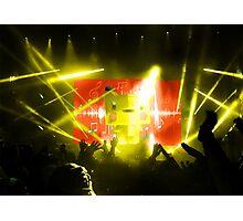 Pika Concert Photographic Print