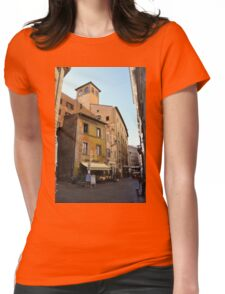 Latin Lanes Womens Fitted T-Shirt