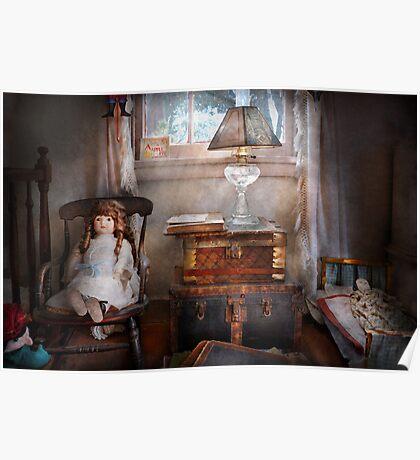 Children - Toy - A little girls room  Poster