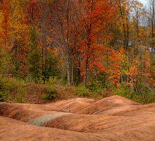 Terra Cotta Badlands by John-Paul Fillion