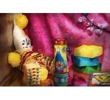 Children - Toy - Earliest childhood memories Photographic Print