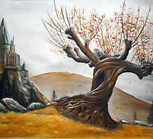 Whomping Willow :) by WormholePaint