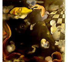 God's Chessboard Photographic Print