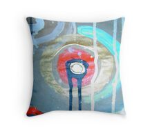 witness detail 14 Throw Pillow