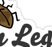 I'm Legend! Sticker