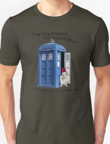 Regeneration problems for the Doctor T-Shirt