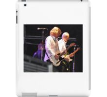 Francis Rossi and Rick Parfitt of Status Quo iPad Case/Skin