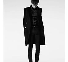 Troye Sivan Saint Laurent by anthonycecilio