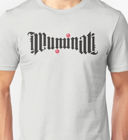"Beats Audio Illuminati ""Sell Your Soul"" Unisex T-Shirt"