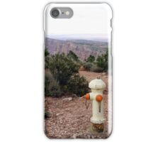 Canyon Hydrant iPhone Case iPhone Case/Skin