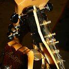 Guitar necks - iphone case by virginian