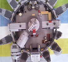 lego enterprise by YourHum
