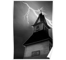 Hallowed Church Poster