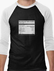 Zombie snack Men's Baseball ¾ T-Shirt