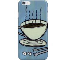 Le Coffee iPhone Case/Skin