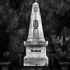 Ludwig van Beethoven Grave. by Lee d'Entremont