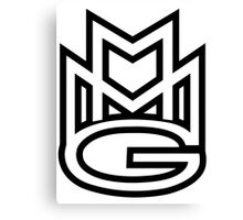 "Maybach Music Group - MMG Rick Ross ""Street Hustler Team"" Canvas Print"