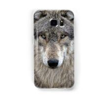 wolf portrait  Samsung Galaxy Case/Skin