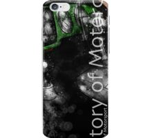 Motorsport History iPhone Case/Skin