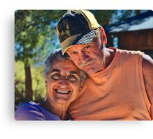 Forty Years  Canvas Print