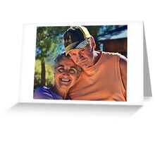 Forty Years  Greeting Card