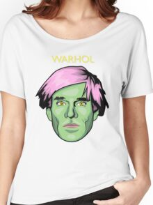 Warhol Women's Relaxed Fit T-Shirt