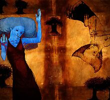 Sorceress by Katarzyna Wolodkiewicz