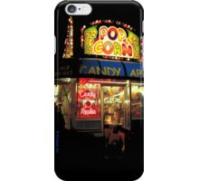 Pop Corn and Candy Apples iPhone Case/Skin