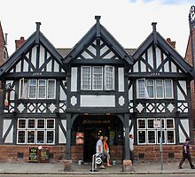 Old Queens Head by AnnDixon