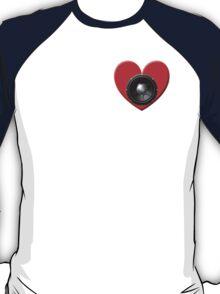 Subwoofer Heart T-Shirt