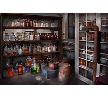 Science - Chemist - The secret of life Photographic Print
