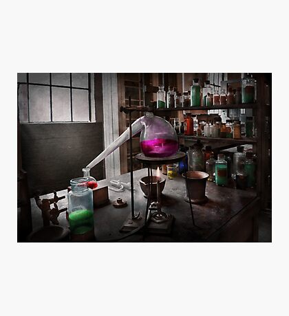 Science - Chemist - Chemistry for Medicine  Photographic Print
