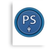 Photoshop Expert Logo T! Photoshop Skill Set!! Canvas Print