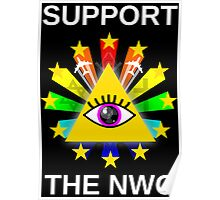 Support the NWO! Poster